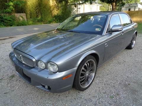 2008 Jaguar XJ-Series for sale at Liberty Motors in Chesapeake VA