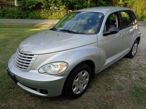 2008 Chrysler PT Cruiser for sale at Liberty Motors in Chesapeake VA