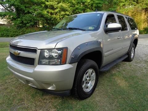 2007 Chevrolet Suburban for sale at Liberty Motors in Chesapeake VA