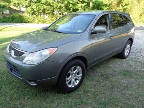 2007 Hyundai Veracruz for sale at Liberty Motors in Chesapeake VA