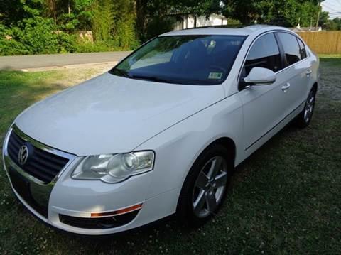 2009 Volkswagen Passat for sale at Liberty Motors in Chesapeake VA