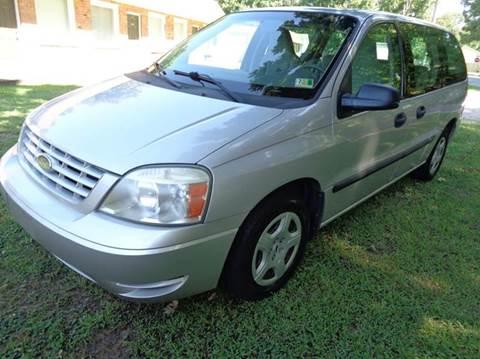 2005 Ford Freestar for sale at Liberty Motors in Chesapeake VA