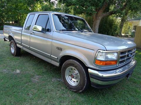 1994 Ford F-150 for sale at Liberty Motors in Chesapeake VA