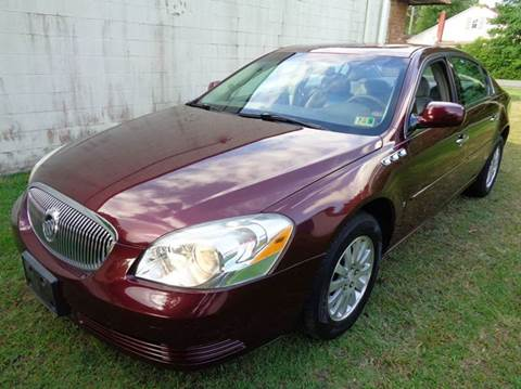 2006 Buick Lucerne for sale at Liberty Motors in Chesapeake VA