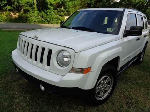 2013 Jeep Patriot for sale at Liberty Motors in Chesapeake VA