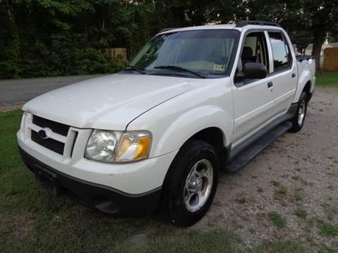 2004 Ford Explorer Sport Trac for sale at Liberty Motors in Chesapeake VA