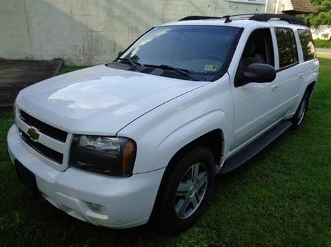 2006 Chevrolet TrailBlazer EXT for sale at Liberty Motors in Chesapeake VA