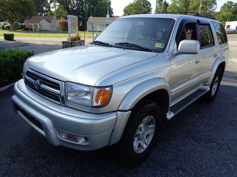 1999 Toyota 4Runner for sale at Liberty Motors in Chesapeake VA