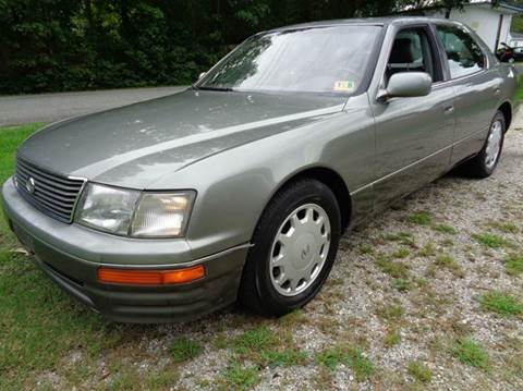 1997 Lexus LS 400 for sale at Liberty Motors in Chesapeake VA