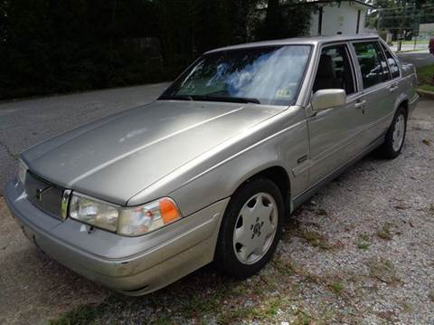 1997 Volvo 960 for sale at Liberty Motors in Chesapeake VA