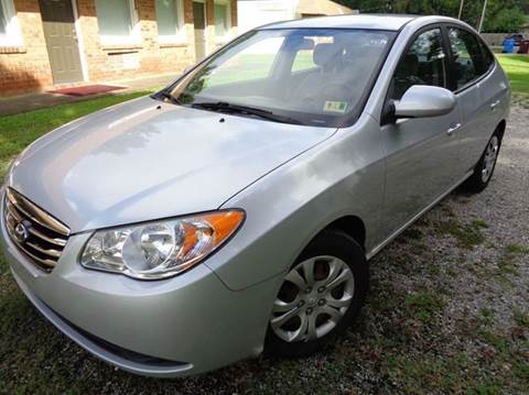 2010 Hyundai Elantra for sale at Liberty Motors in Chesapeake VA