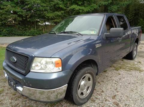 2005 Ford F-150 for sale at Liberty Motors in Chesapeake VA