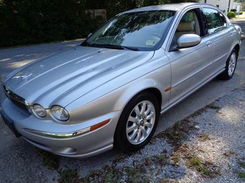 2003 Jaguar X-Type for sale at Liberty Motors in Chesapeake VA