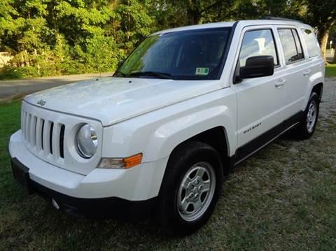 2014 Jeep Patriot for sale at Liberty Motors in Chesapeake VA