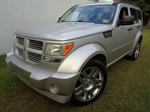 2010 Dodge Nitro for sale at Liberty Motors in Chesapeake VA