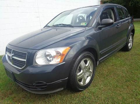 2007 Dodge Caliber for sale at Liberty Motors in Chesapeake VA