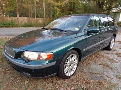 2001 Volvo V70 for sale at Liberty Motors in Chesapeake VA