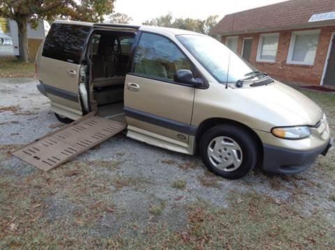 1999 Dodge Grand Caravan WHEELCHAIR VAN  for sale at Liberty Motors in Chesapeake VA