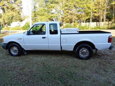 2002 Ford Ranger for sale at Liberty Motors in Chesapeake VA