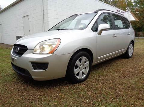 2008 Kia Rondo for sale at Liberty Motors in Chesapeake VA