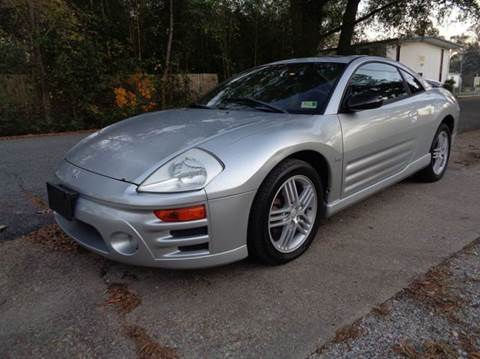 2004 Mitsubishi Eclipse for sale at Liberty Motors in Chesapeake VA