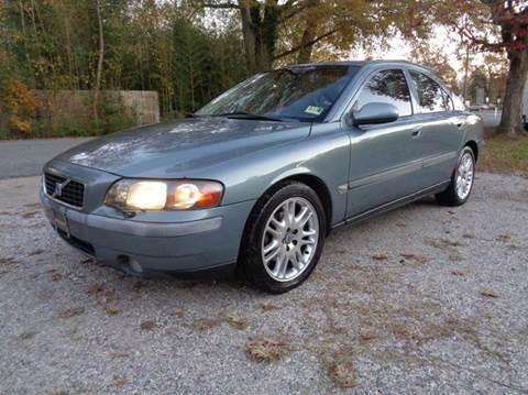 2003 Volvo S60 for sale at Liberty Motors in Chesapeake VA