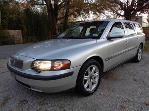 2004 Volvo V70 for sale at Liberty Motors in Chesapeake VA