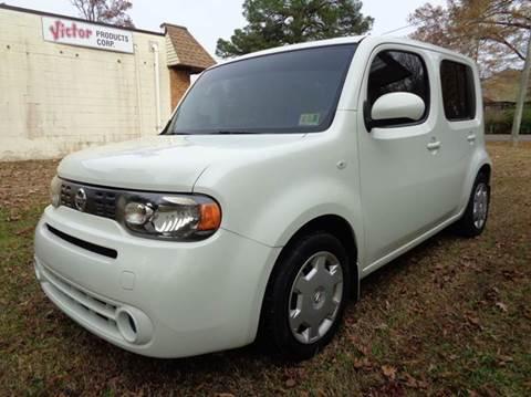 2011 Nissan cube for sale at Liberty Motors in Chesapeake VA