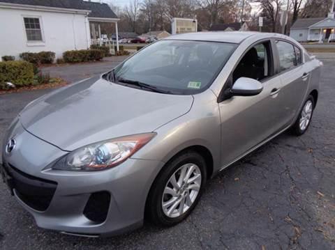 2012 Mazda MAZDA3 for sale at Liberty Motors in Chesapeake VA