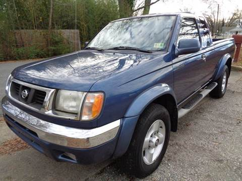 2000 Nissan Frontier for sale at Liberty Motors in Chesapeake VA