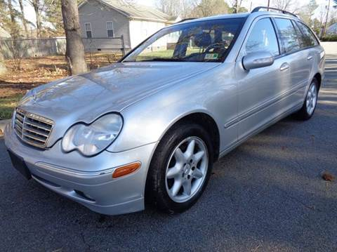 2004 Mercedes-Benz C-Class for sale at Liberty Motors in Chesapeake VA