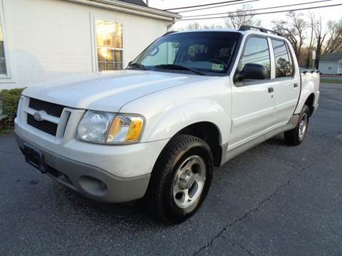 2003 Ford Explorer Sport Trac for sale at Liberty Motors in Chesapeake VA