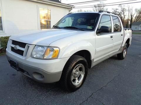 2003 Ford Explorer Sport Trac for sale at Liberty Motors in Chesapeake VA