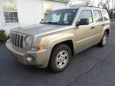 2009 Jeep Patriot for sale at Liberty Motors in Chesapeake VA