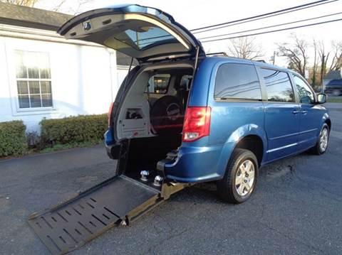 2011 Dodge Grand Caravan WHEELCHAIR VAN for sale at Liberty Motors in Chesapeake VA