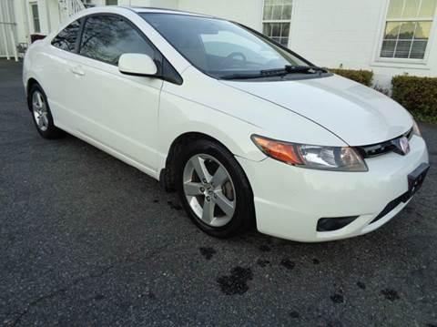 2008 Honda Civic for sale at Liberty Motors in Chesapeake VA