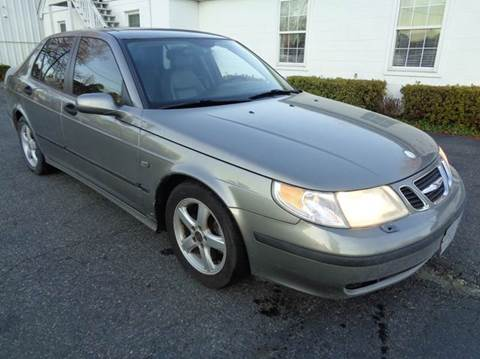 2004 Saab 9-5 for sale at Liberty Motors in Chesapeake VA