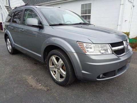 2009 Dodge Journey for sale at Liberty Motors in Chesapeake VA