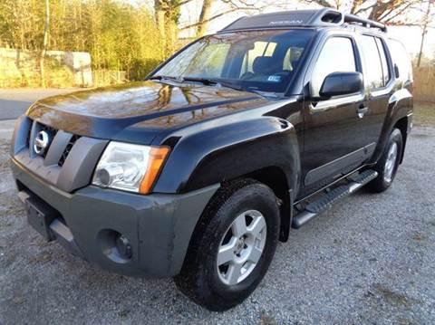 2006 Nissan Xterra for sale at Liberty Motors in Chesapeake VA