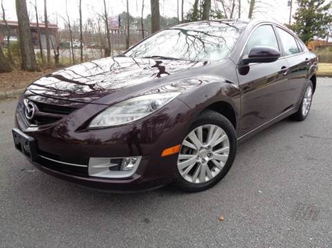 2010 Mazda MAZDA6 for sale at Liberty Motors in Chesapeake VA