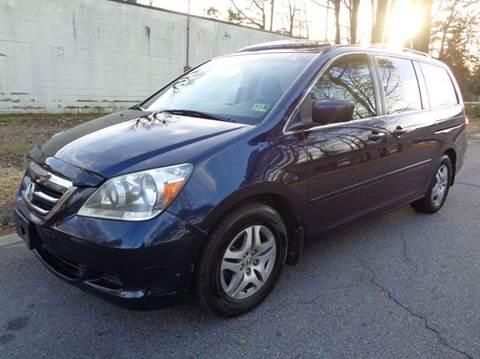 2007 Honda Odyssey for sale at Liberty Motors in Chesapeake VA