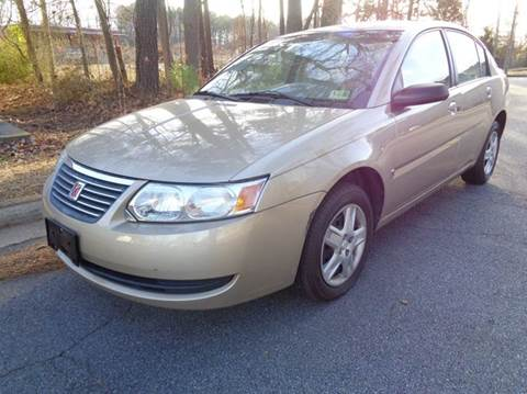 2007 Saturn Ion for sale at Liberty Motors in Chesapeake VA