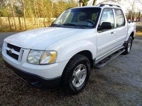 2004 Ford Explorer Sport Trac for sale at Liberty Motors in Chesapeake VA