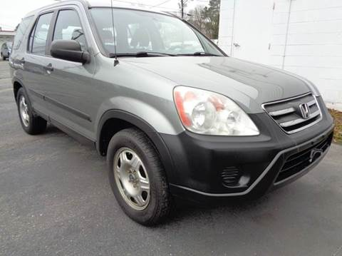 2005 Honda CR-V for sale at Liberty Motors in Chesapeake VA