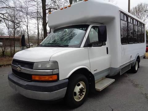 2008 Chevrolet Express HANDICAP BUS for sale at Liberty Motors in Chesapeake VA