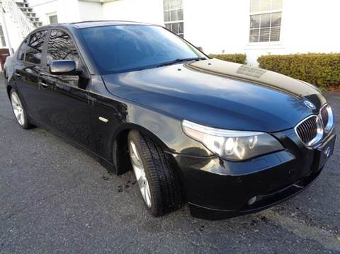 2007 BMW 5 Series for sale at Liberty Motors in Chesapeake VA