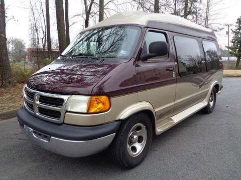 2003 Dodge Ram CONVESION VAN  for sale at Liberty Motors in Chesapeake VA