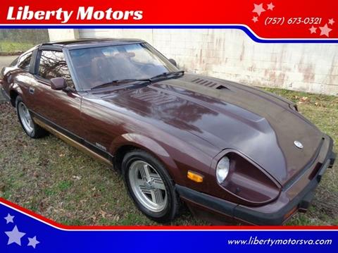 1983 Datsun 280ZX for sale at Liberty Motors in Chesapeake VA
