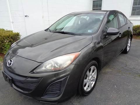 2010 Mazda MAZDA3 for sale at Liberty Motors in Chesapeake VA