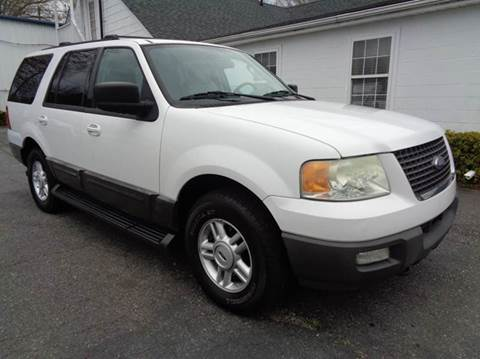 2004 Ford Expedition for sale at Liberty Motors in Chesapeake VA